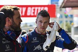 Kvjattal és az autóval is maximálisan elégedett a Toro Rosso