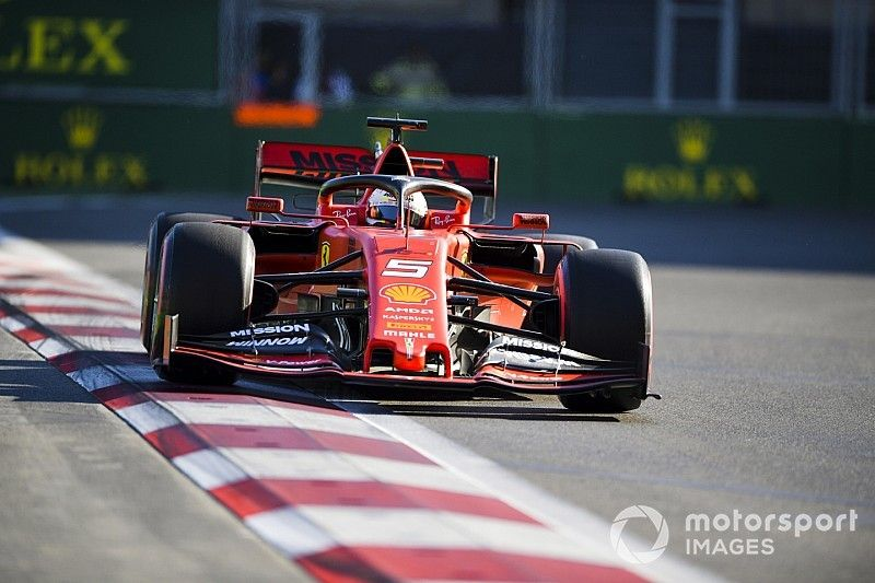 Vettel cree que erró de estrategia en la calificación