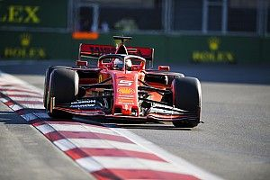 Tanpa slipstream, Vettel gagal pole