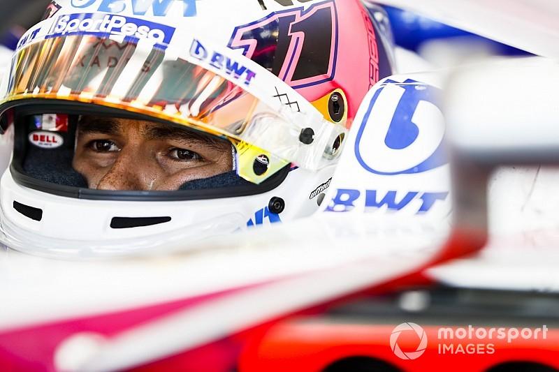 """Perez: """"Racing Point geen uitzondering met grote upgrade"""""""
