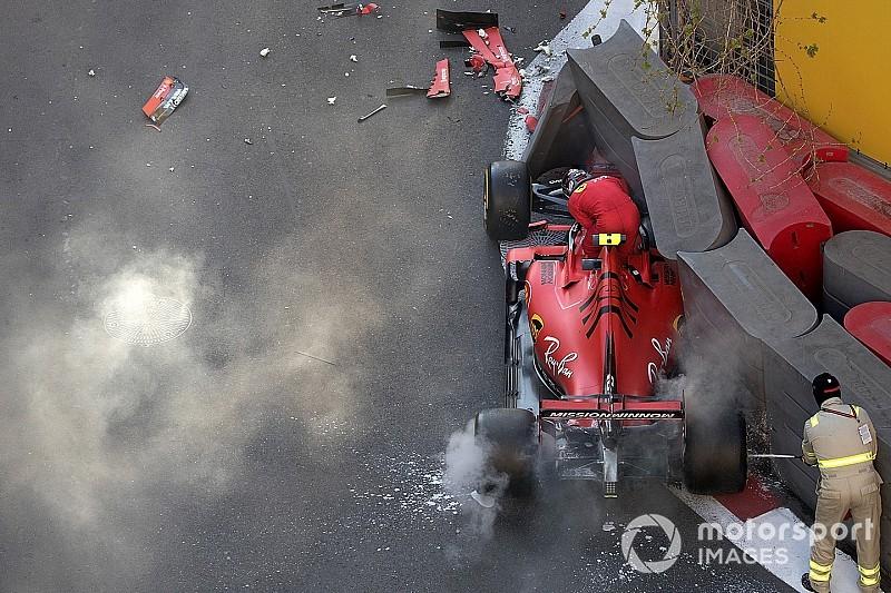 Leclerc cambia el enfoque de calificación tras los errores