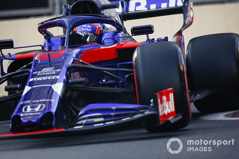 Toro Rosso not getting results it deserves - Albon