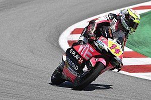 FP3 Moto3 Austria: Arbolino pimpin latihan terakhir