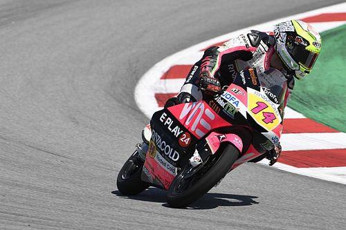 Moto3, Assen, Libere 3: Arbolino detta il ritmo, Dalla Porta finisce in Q1