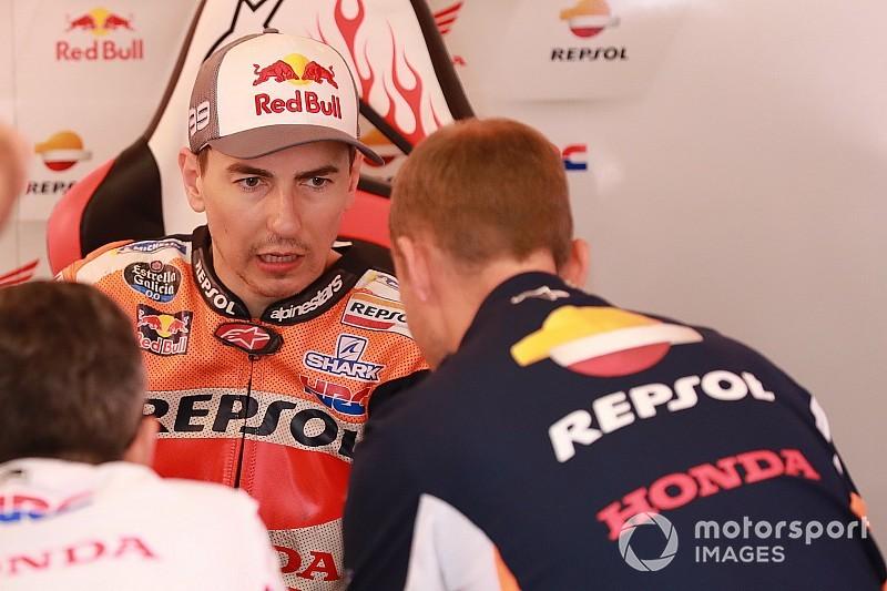 Lorenzo ismét esett, kihagyja az asseni hétvégét