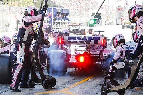 Los pitstop del GP de España