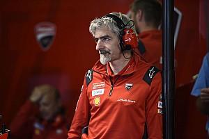 Nieuwe Michelins zorgen niet voor paniek bij Ducati