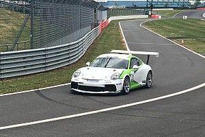 Simracer Van Buren maakt Porsche Supercup-debuut in Hockenheim