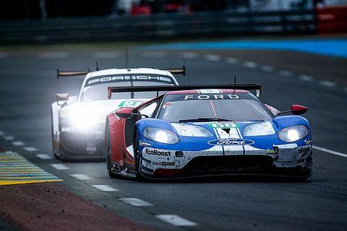 La Ford GT #68 de Bourdais disqualifiée des 24H du Mans