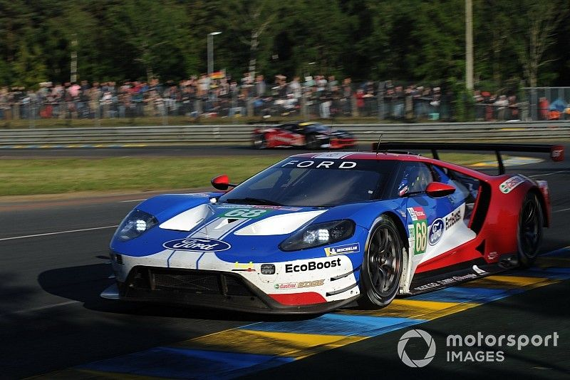Top Ford GT disqualified from Le Mans results