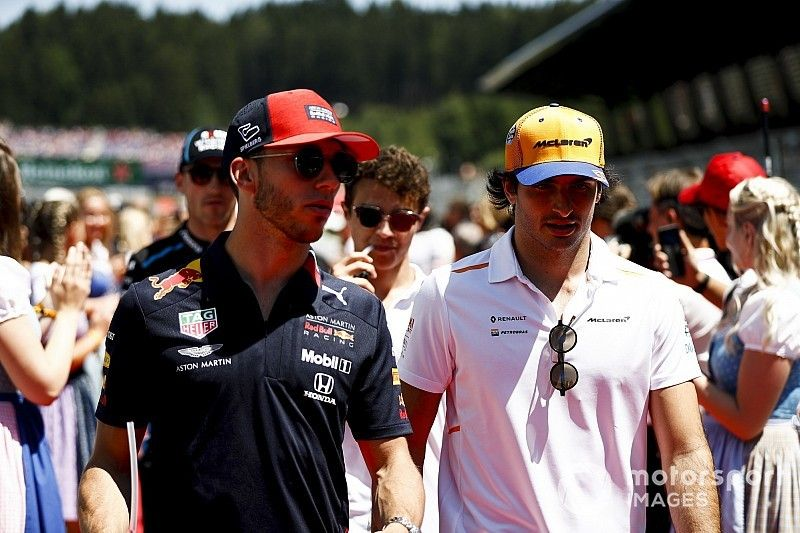 Red Bull's line-up dramas show Sainz dodged a bullet