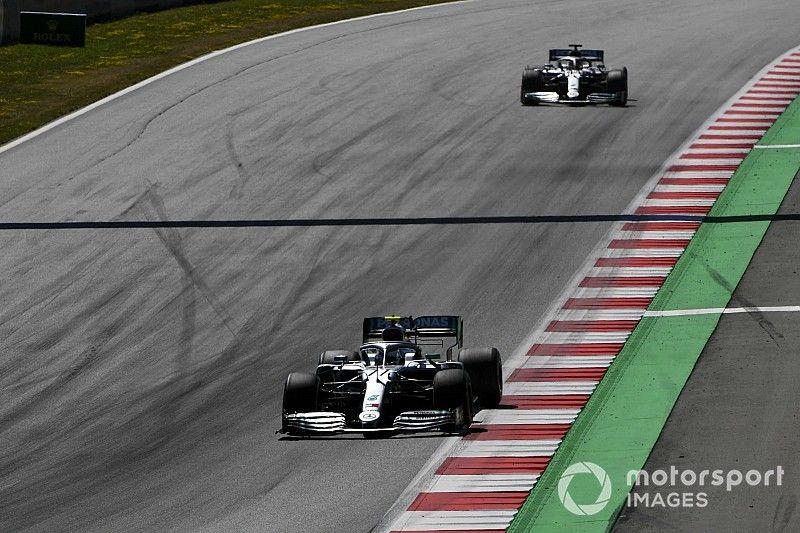 """Hamilton: """"Nuestro coche mostró sus límites hoy"""""""