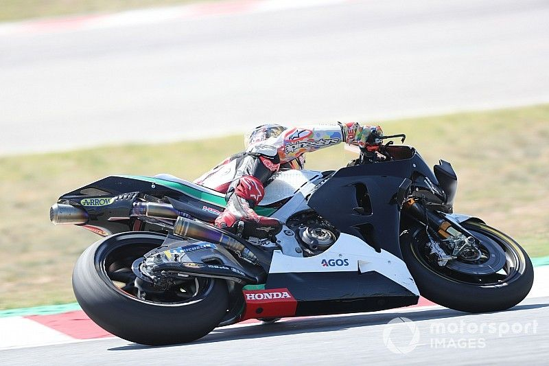 Nakagami pushing Honda for works-spec bike next year