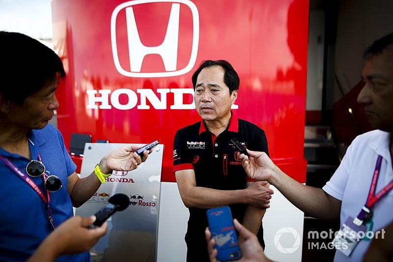 Босс Honda F1 о концовке гонки в Австрии: Мотор работал на пределе, мы не исключали его разрушение