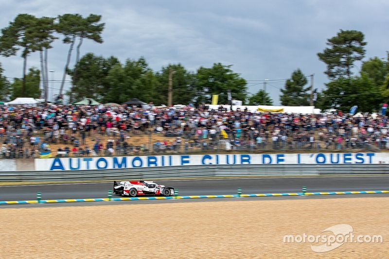 Minder publiek welkom bij 24 uur van Le Mans