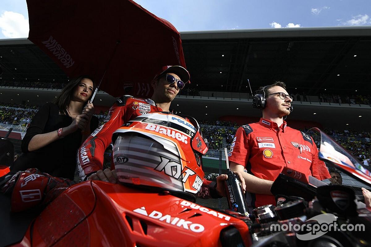 Pirro insinue que Honda serait derrière la suppression des wild-cards