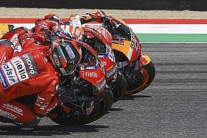 Ducati tuding Honda picu kontroversi