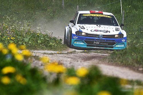 Sébastien Carron imbattibile al suo rientro alle corse