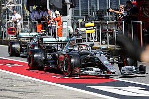Pénalisé, Hamilton perd sa place en première ligne