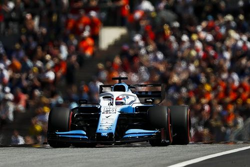 Russell, Avusturya GP'ye pit yolundan başlayacak
