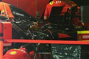 Leclerc motorja Austinban 18 lóerővel gyengébb volt a Mercedesnél
