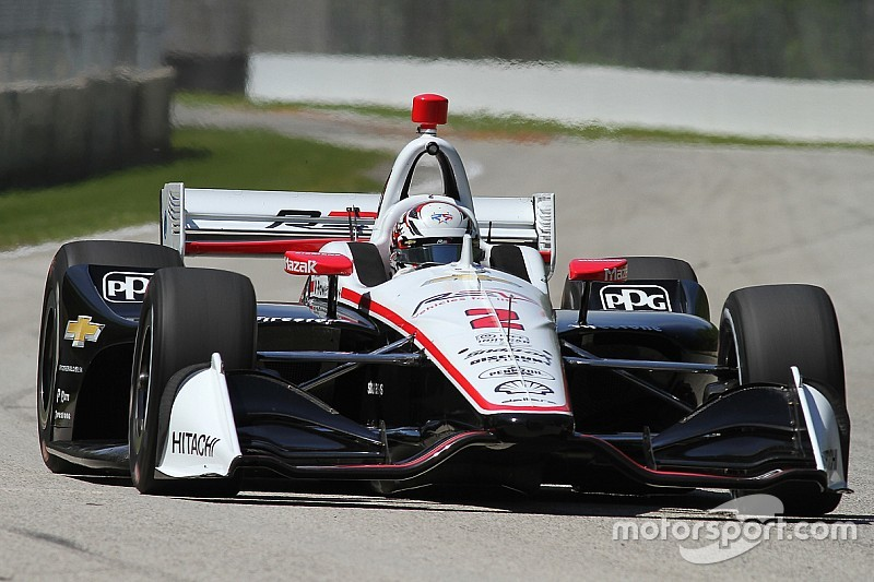 "Newgarden: ""Utmost faith"" that Penske can up its road course form"