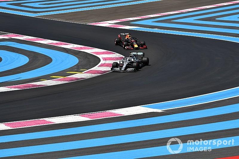 """Abiteboul: """"Verander de F1-circuits, niet de reglementen"""""""