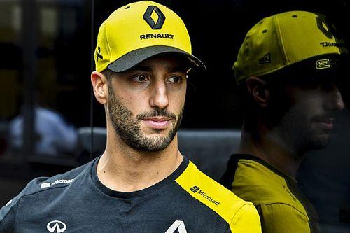 Ricciardo zgodzi się na niższą pensję