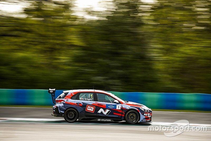 Tarquini gana al tercera carrera del WTCR en Hungría