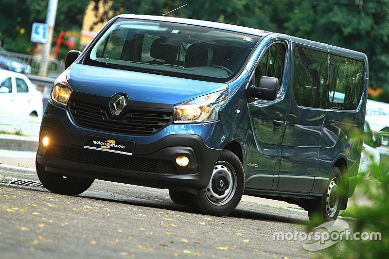 Renault Trafic: тест-драйв комерційного бестселеру України