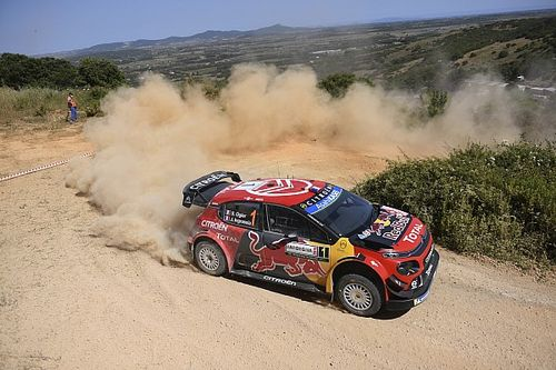 Citroen will consider pulling Ogier out of Rally Italy