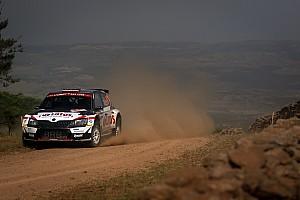 Drugi czas w WRC 2 na koniec dnia dla Kajetanowicza i Szczepaniaka