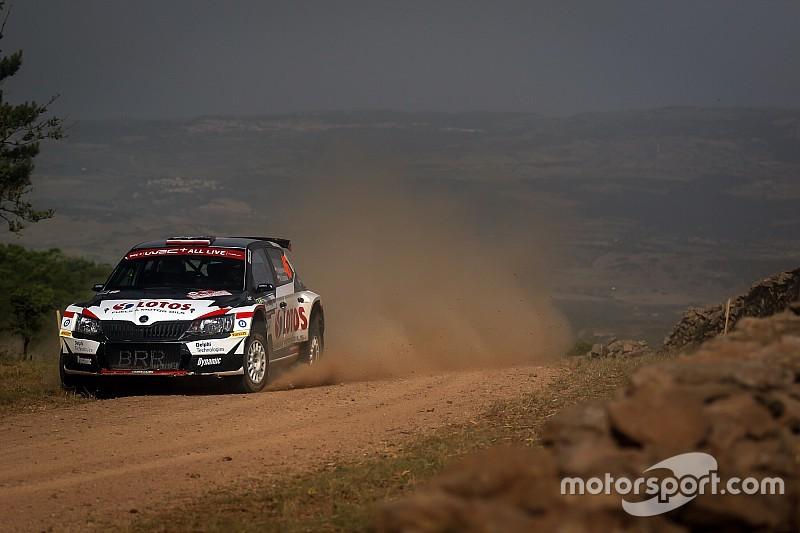 Kajetanowicz i Szczepaniak liderami w WRC 2 i RC2