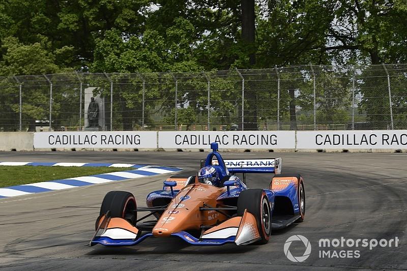 Indy: Dixon assume ponta, segura Ericsson e vence corrida 2 em Detroit