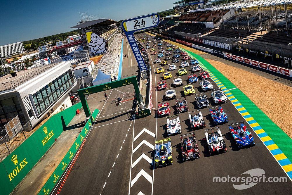 Le Mans nawet późniejszą jesienią