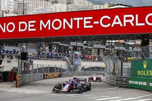 F2モナコレース1:デ・フリーズ圧倒的速さで2勝目。松下が今季初表彰台+FL