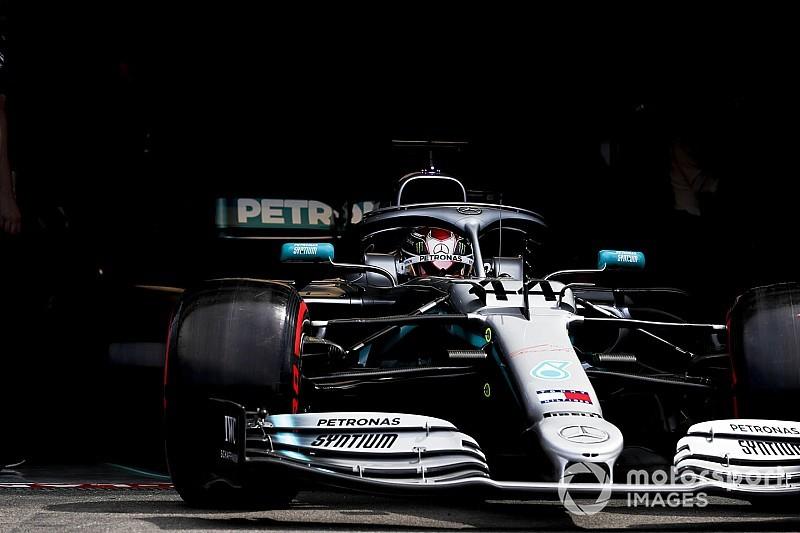 Hamilton sous enquête pour l'incident avec Verstappen