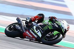 Misano WSBK: Rea inherits dominant win after Lowes crash