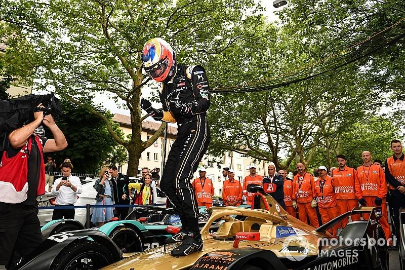 Vergne gana el ePrix de Berna de principio a fin