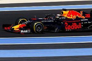 Verstappen mikt op podiumplaats in Grand Prix van Frankrijk
