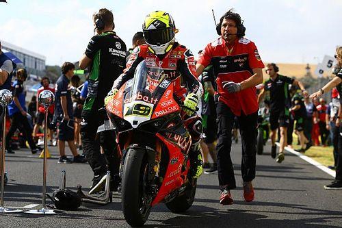 Sans option en MotoGP, Bautista attend son renouvellement en WSBK