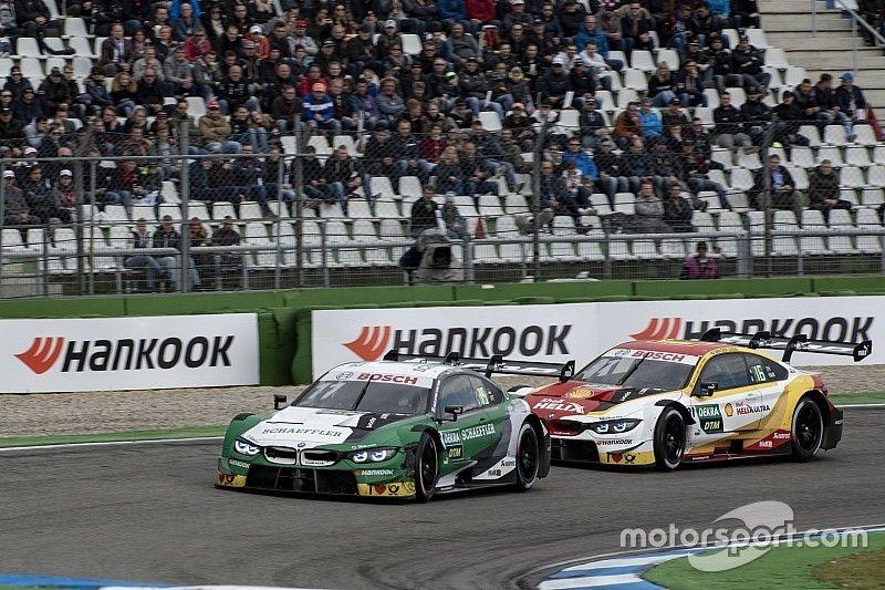 "BMW in ""vital"" customer DTM team talks"