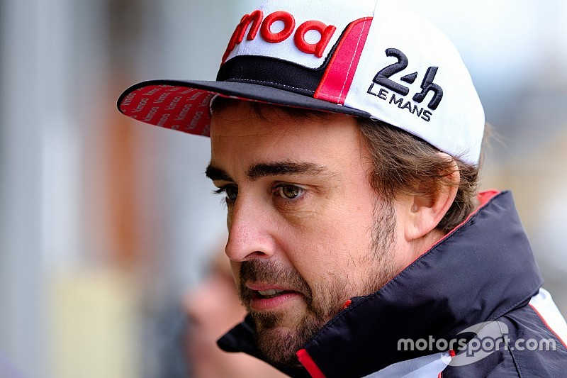 Alonso: No regrets over lack of competition in LMP1 stint