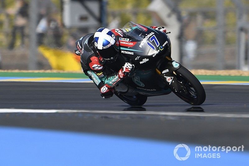 Moto3 Le Mans: McPhee zegeviert in spektakelstuk