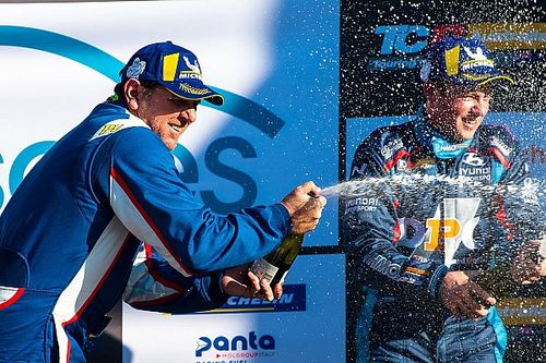 Bathurst champ Bright reflects on first win in five years