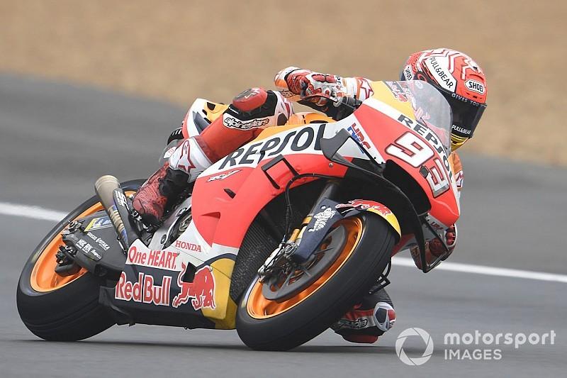 MotoGPフランス決勝:マルケスがポール・トゥ・ウィン。ホンダ300勝目