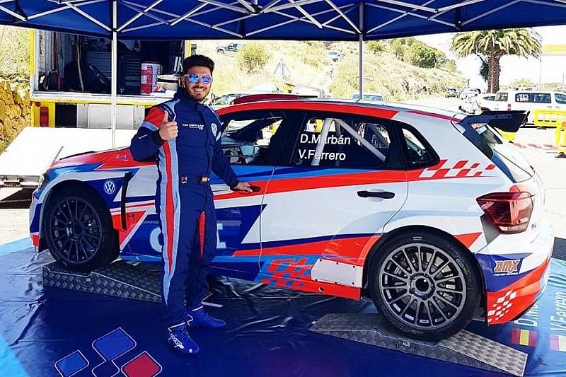 Teo Martín Motorsport wchodzi do rajdów