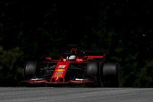 """Vettel: """"Contento della mia gara. Abbiamo una macchina capace di vincere"""""""