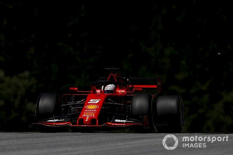 """Vettel: """"Estoy contento, tenemos un coche capaz de ganar"""""""
