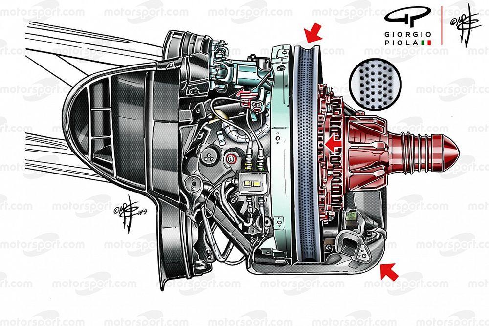 Tecnica: la Formula 1 prima del... freno allo sviluppo